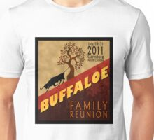 Buffaloe Family Reunion 2011 Unisex T-Shirt