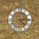 Clock parts by Confundo