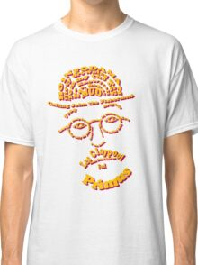 Les Claypool Typography Classic T-Shirt
