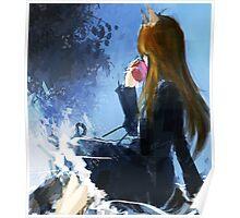 Horo ( Ookami To Koushinryou ) Poster