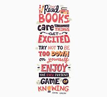 Read Books Unisex T-Shirt