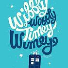 Wibbly Wobbly Timey Wimey by Risa Rodil
