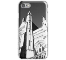 Gothic architecture photography iPhone Case/Skin