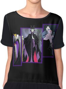 Villains Chiffon Top