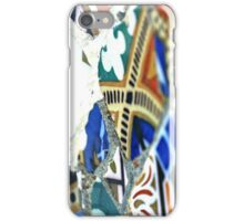Parc Guell iPhone Case/Skin