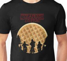 stranger things waffle Unisex T-Shirt