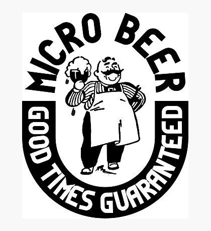 #beer Photographic Print