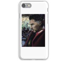 Doctor Strange Elle UK iPhone Case/Skin