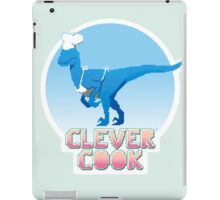 Clever cook iPad Case/Skin