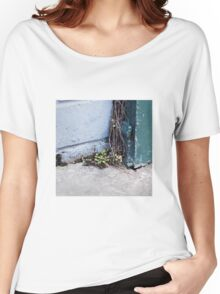 { Corners: where the walls meet #15 } Women's Relaxed Fit T-Shirt
