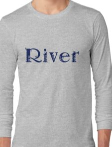 River Long Sleeve T-Shirt