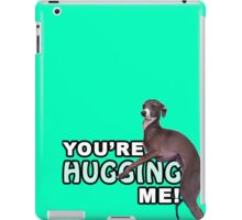 Youre Hugging Me! - Kermit, Jenna Marbles iPad Case/Skin