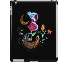 Garden Over the Clouds iPad Case/Skin