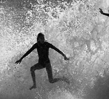 Leap Of Faith #3 by Noel Elliot