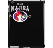 TEAM MAJIRA T-SHIRT iPad Case/Skin