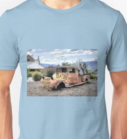 Rusty is Back! Unisex T-Shirt