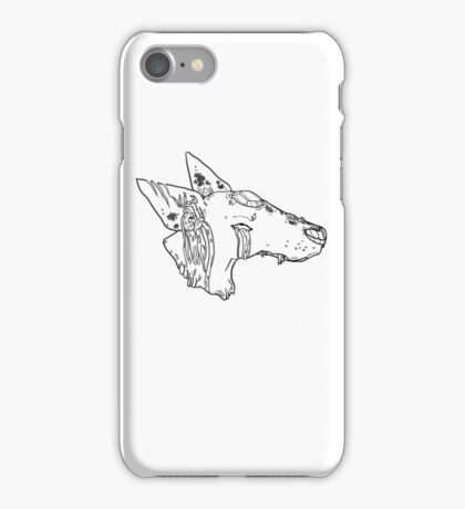Dead Dog iPhone Case/Skin