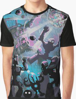 Robo Disco Graphic T-Shirt