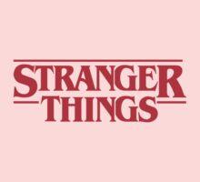 stranger things One Piece - Short Sleeve