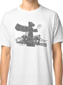TOTEM PRINT Classic T-Shirt
