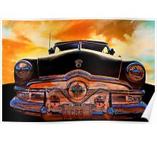 Sweet Ride Nineteen Fifty Style Poster