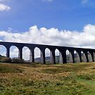 Ribblehead Viaduct by mikebov