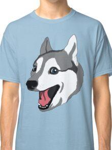Happy Husky Classic T-Shirt