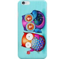 Night Owl Morning Owl iPhone Case/Skin