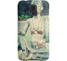 zen statue Samsung Galaxy Case/Skin