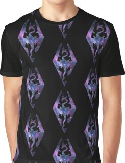 ~Galaxy Skyrim Graphic T-Shirt