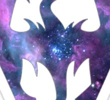 ~Galaxy Skyrim Sticker