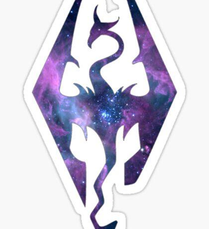 ~Galaxy Skyrim Sticker
