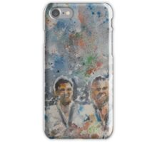 Andy Murray and his team- Davis Cup Winners iPhone Case/Skin