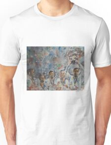 Andy Murray and his team- Davis Cup Winners Unisex T-Shirt