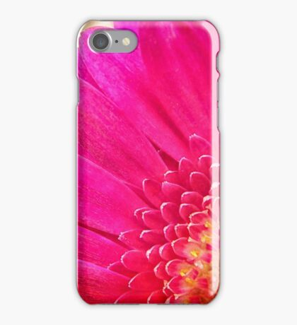 A Burst of Pink iPhone Case/Skin