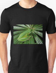White-Lipped green tree frog T-Shirt