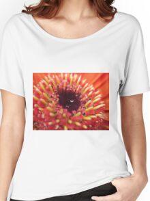 Gerbra flower Women's Relaxed Fit T-Shirt