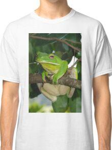 Giant Green tree frog Classic T-Shirt