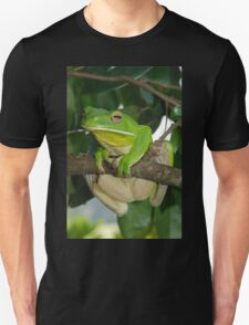 Giant Green tree frog T-Shirt