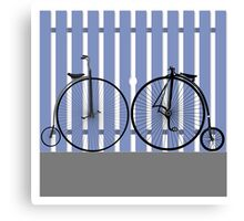 Penny Farthing cycle Canvas Print
