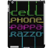 Cell Phone Paparazzo iPad Case/Skin