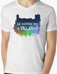 I'd Rather Be In Velaris Mens V-Neck T-Shirt