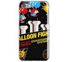 Balloon Fight iPhone Case/Skin