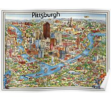 Pittsburgh 1978 Limited Edition Poster