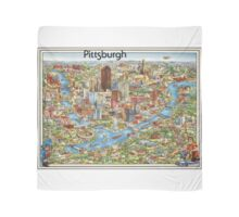 Pittsburgh 1978 Limited Edition Scarf
