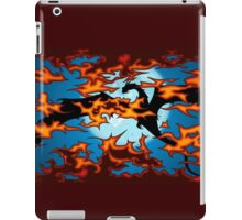 Fire Sky  iPad Case/Skin