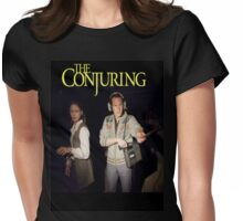 The Conjuring Womens Fitted T-Shirt