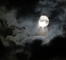A Dark and Stormy Night by Ric Bascobert