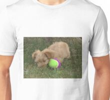 Peyton The Puppy                                             Pentax X-5 16 MP Unisex T-Shirt