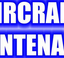 I Make Aircraft Maintenance Look Good Sticker